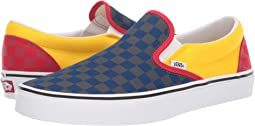 (OTW Rally) Navy/Yellow/Red