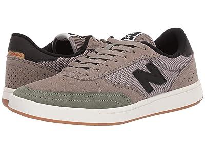 New Balance Numeric NM440 (Olive/Black Suede) Men