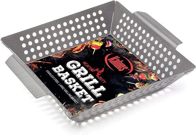 Kaluns Grill Basket - Best Design & Quality