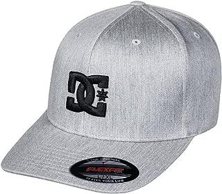 Shoes Mens Dc Shoes Capstar Tx Flexfit Hat Adyha03561