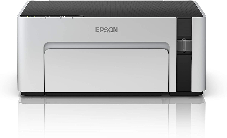 Epson EcoTank ET-M1100 Mono Inkjet Printer with Re llable Ink ...