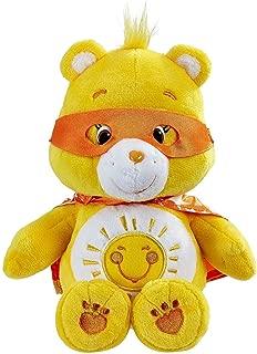 Care Bears Superhero Friends Funshine Bear