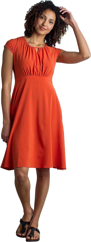 ExOfficio Women's Kizmet CrossFront ShortSleeve Dress