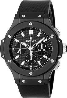 [ウブロ]HUBLOT 腕時計 ビックバンブラックマジックエボリューション カーボンブラック文字盤 301.CI.1770.RX-N メンズ 【並行輸入品】