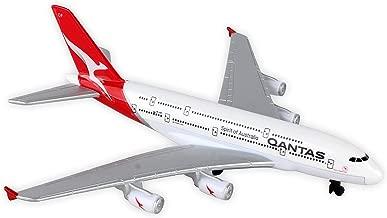 Daron Qantas Single Plane