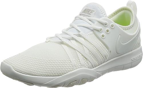 Nike femmes Free TR 7 blanc