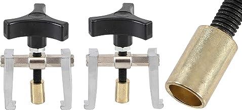 CCLIFE Dos de brazo de Extractor para bornes Extractor de bornes Extractor para terminales de polo de bater/ías y brazos de limpiaparabrisas