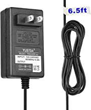 6.5Ft AC Adapter for HOMEDICS BKP-200A BKP-200 10 Motor Back Massager Power Supply PSU