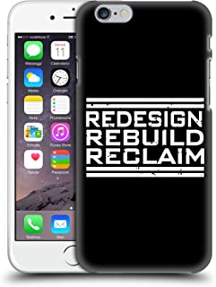 Official WWE Redesign, Rebuild, Reclaim Seth Rollins Hard Back Case Compatible for iPhone 6 / iPhone 6s
