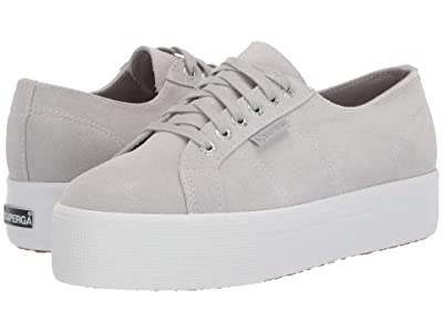 Superga 2790 Suecotlinw (Sky Grey) Women