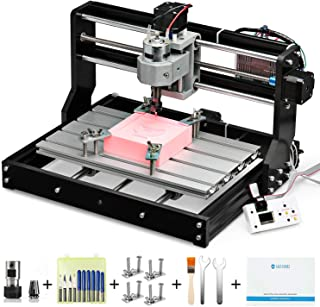 Genmitsu CNC 3018-PRO Router Kit GRBL Control 3 Axis Plastic Acrylic PCB PVC Wood Carving..