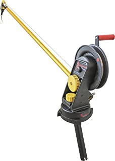 Seahorse Downrigger with Extended Boom, Swivel Base and Gimbal by Troll-Master
