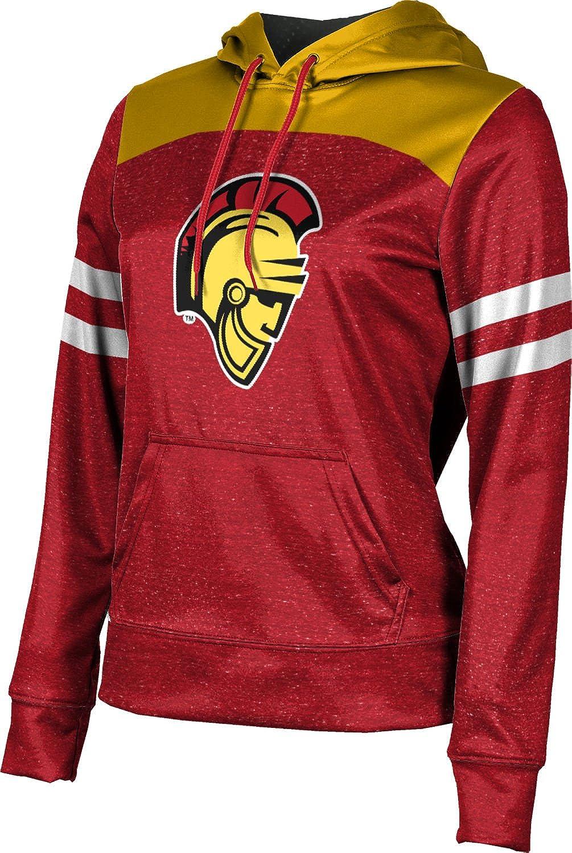 ProSphere California State University, Stanislaus Girls' Pullover Hoodie, School Spirit Sweatshirt (Gameday)