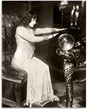 The Crystal Ball Fortune Teller - 11x14 Unframed Art Print - Makes a Great Fortune Shop Decor Under $15