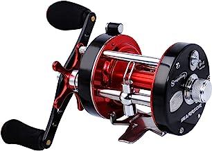 Sougayilang Fishing reels Round Baitcasting Reel – Conventional Reel –..