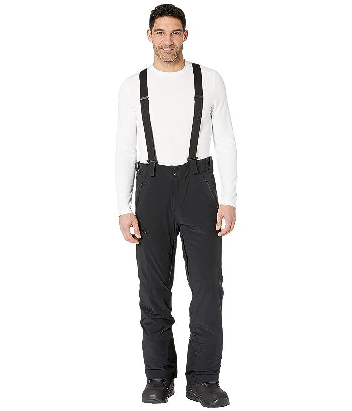 Bormio Pants (Black/Black) Men's Outerwear