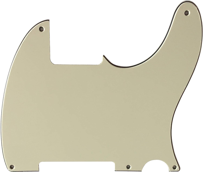 Guitar Pickguard For Fender Esquire Bl Max 74% OFF Hole Cheap bargain Vintage Telecaster 5
