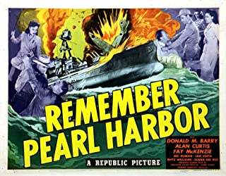 Posterazzi Poster Print Collection Remember Pearl Harbor Still (20 x 16)