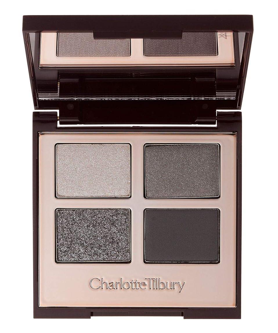 胆嚢ビバむき出しCharlotte Tilbury Luxury Palette The Rock Chick 5.2g