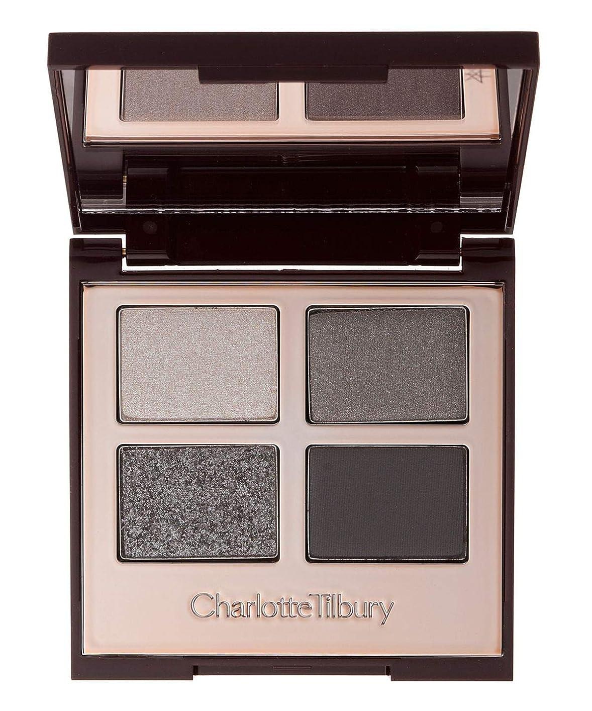 に沿って毎回廃止Charlotte Tilbury Luxury Palette The Rock Chick 5.2g