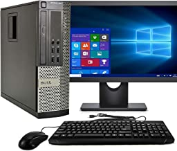 Dell Optiplex 990 SFF PC, Intel Core i5 Processor, 16GB RAM, 2TB HDD, DVDRW, Keyboard & Mouse, WiFi, Bluetooth 4.0, Window...
