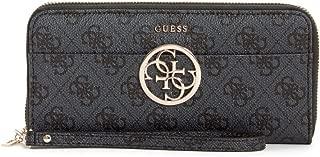 GUESS Kamryn 4G Logo Large Zip Around Wallet