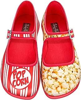 Chocolaticas Popcorn Women's Mary Jane Flat