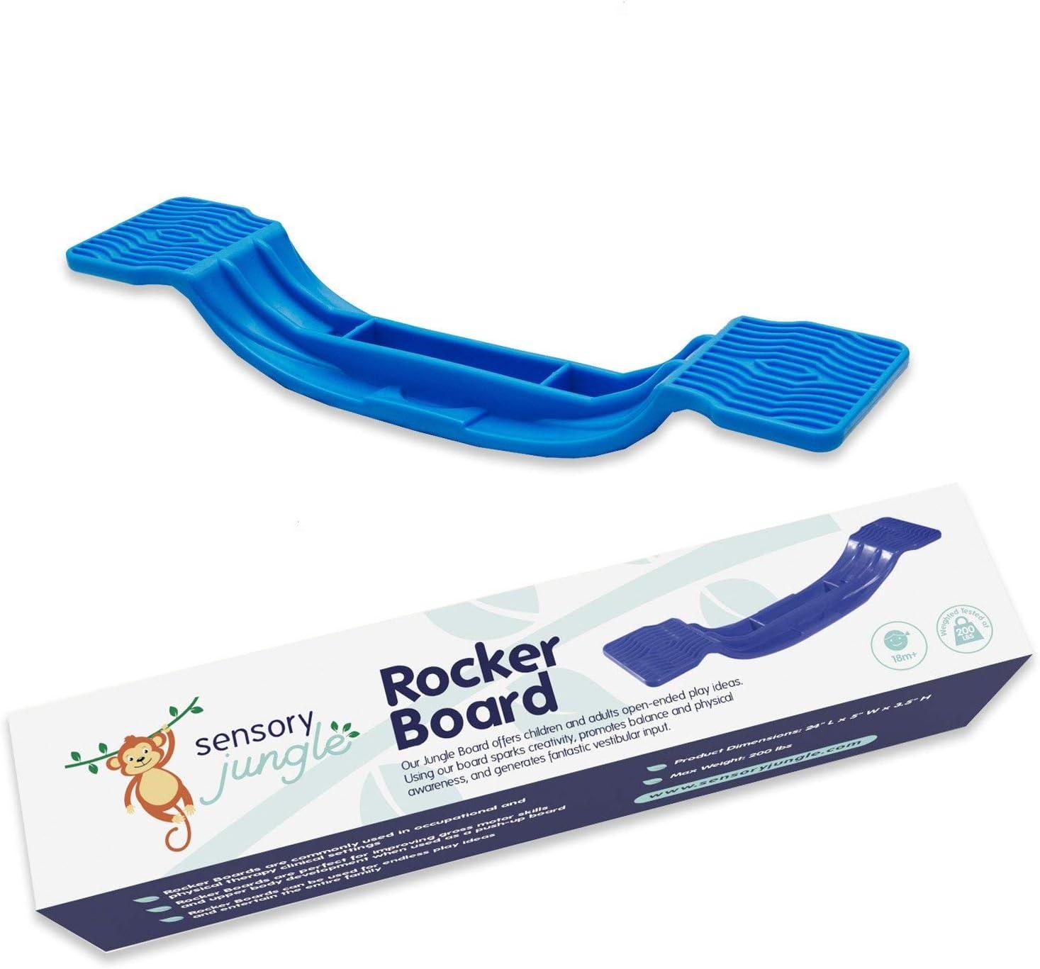 Sensory Sale Special Price Max 60% OFF Jungle Plastic Balance Board Wobble T for