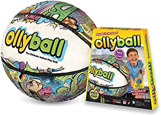 Ollyball - The Ultimate Indoor Play Ball for Kids and Parents
