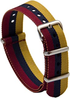 Royal Army Medical Corps G10 Nato Regimental Watchstrap