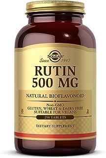 Solgar Rutin, 250 Tabs 500 mg