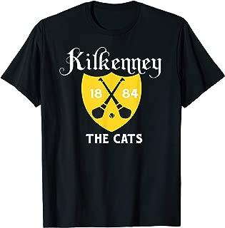 KILKENNY IRELAND HURLING Traditional Irish Sport T-Shirt