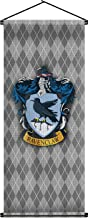 Harry Potter Style Banner - Ravenclaw Flag 43in x 16in - High Quality Wall Scroll - Ready to Hang - Perfect Barware Man Cave Gift - Unique HP Collectible Accessories