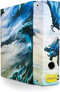 Arcane Tinman Slipcase Binder: Dragon Shield 9 Pocket Dragon Art Blue AT-33503