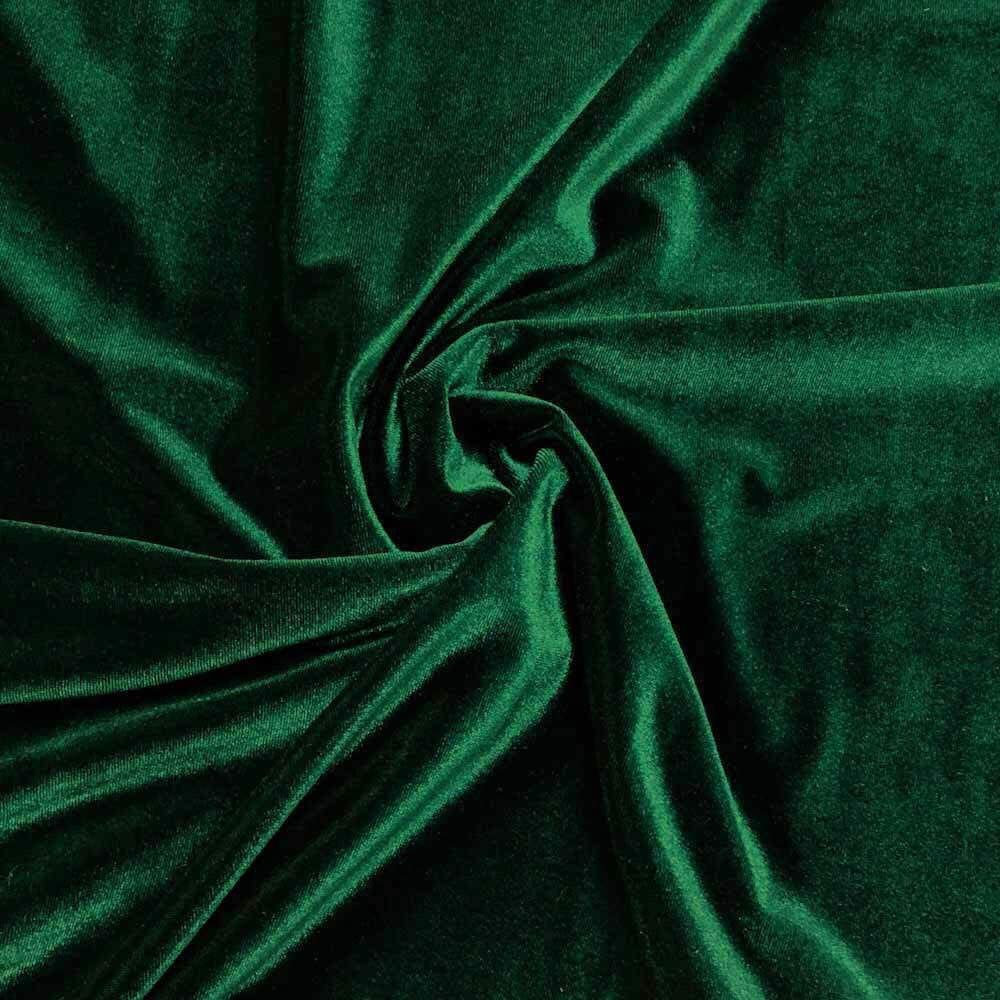 Barcelonetta Stretch Max 80% OFF Velvet Super special price Fabric Polyester 10% Spandex 90%