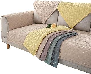 Couverture de canapé super stretch Coussin Coussin Canapé Four Seasons Tissu Canapé antidérapant Coussin de coussin de cou...