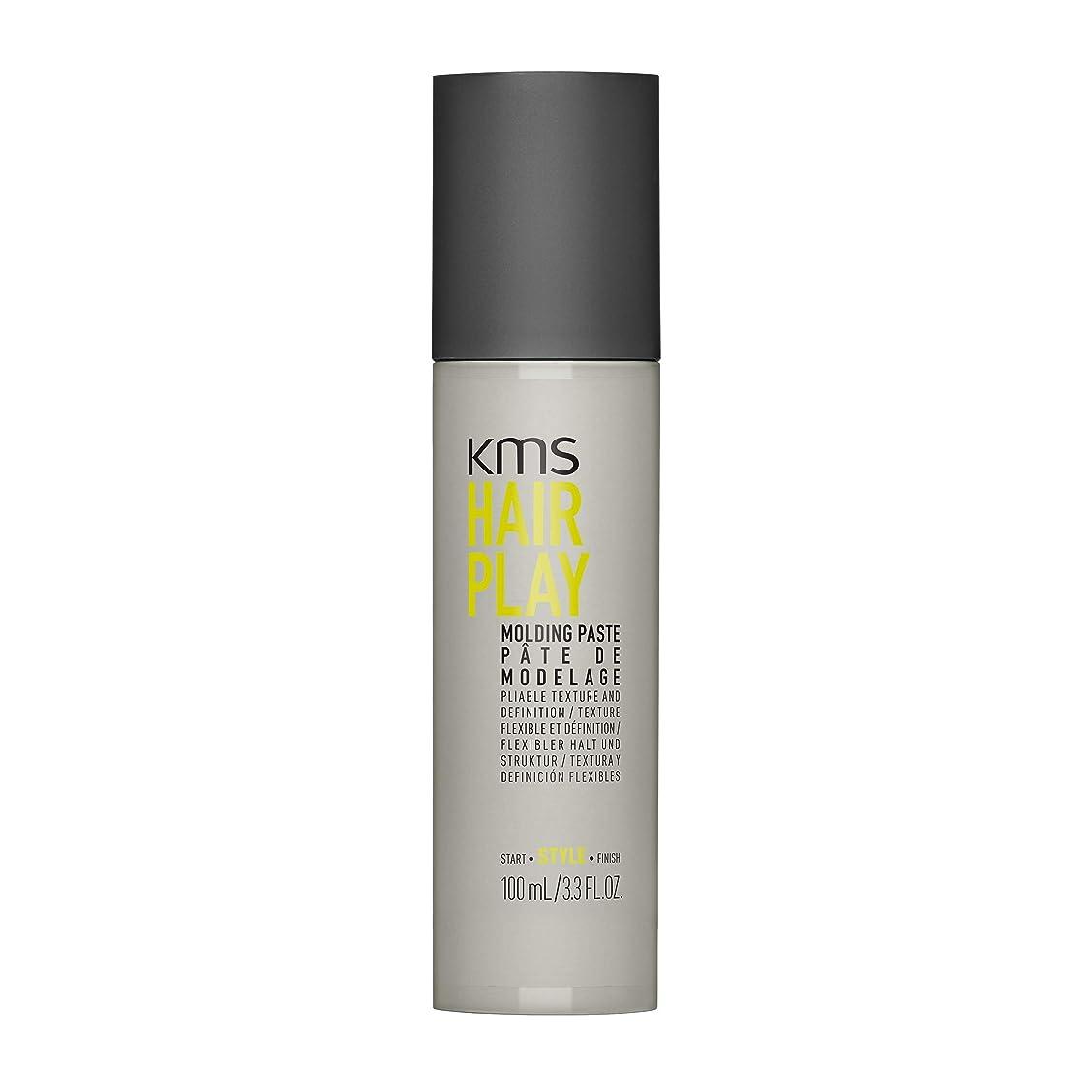 内訳ホール雰囲気KMSカリフォルニア Hair Play Molding Paste (Pliable Texture And Definition) 100ml