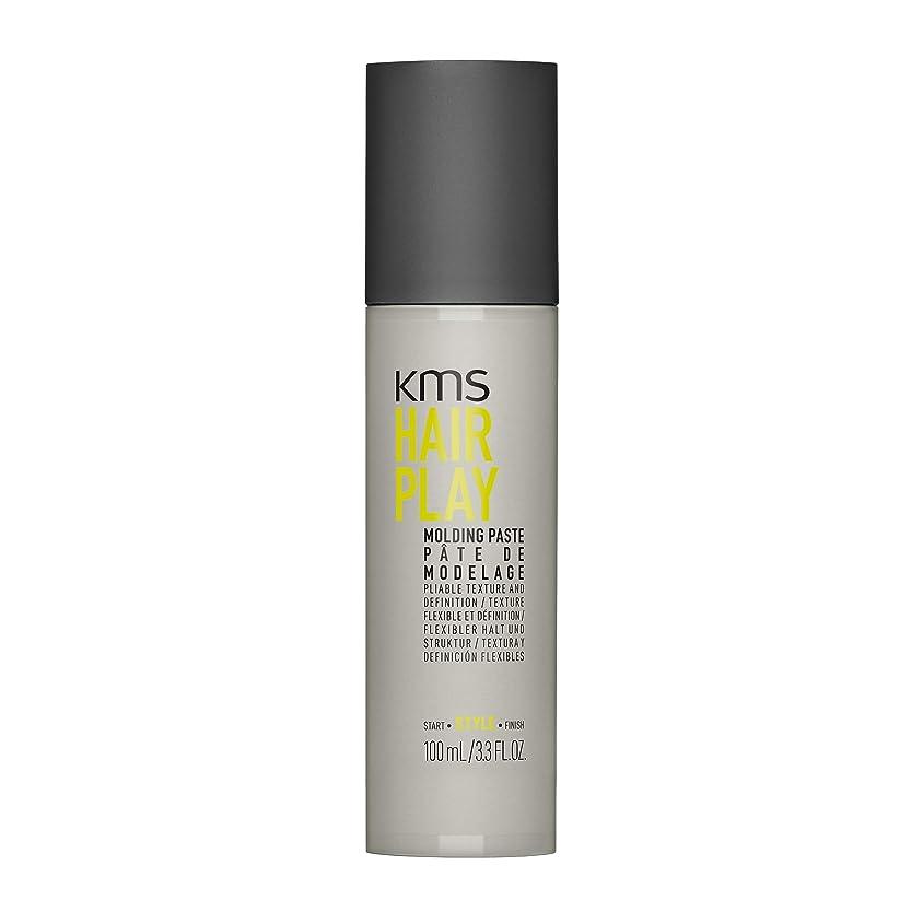行進利得軽減KMSカリフォルニア Hair Play Molding Paste (Pliable Texture And Definition) 100ml