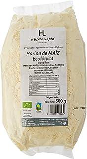 Horno de Leña Harina De Maíz Eco 500 g