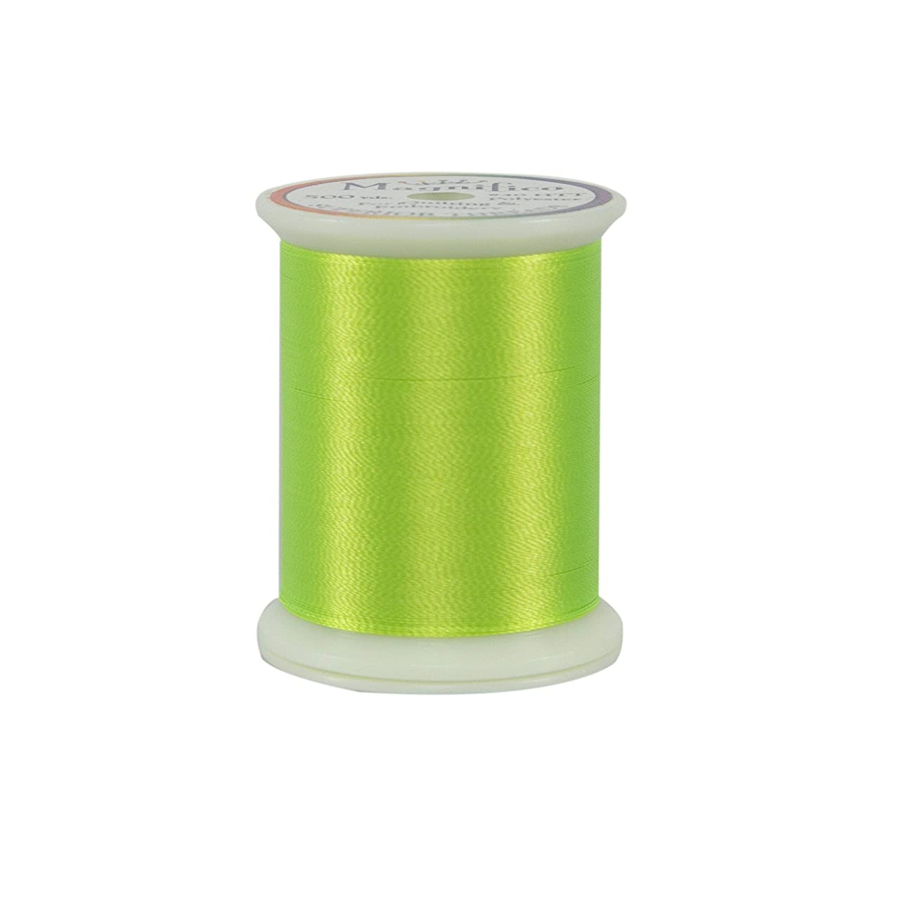 Superior Threads 10501-2096 Magnifico Zesty Lime 40W Polyester Thread, 500 yd