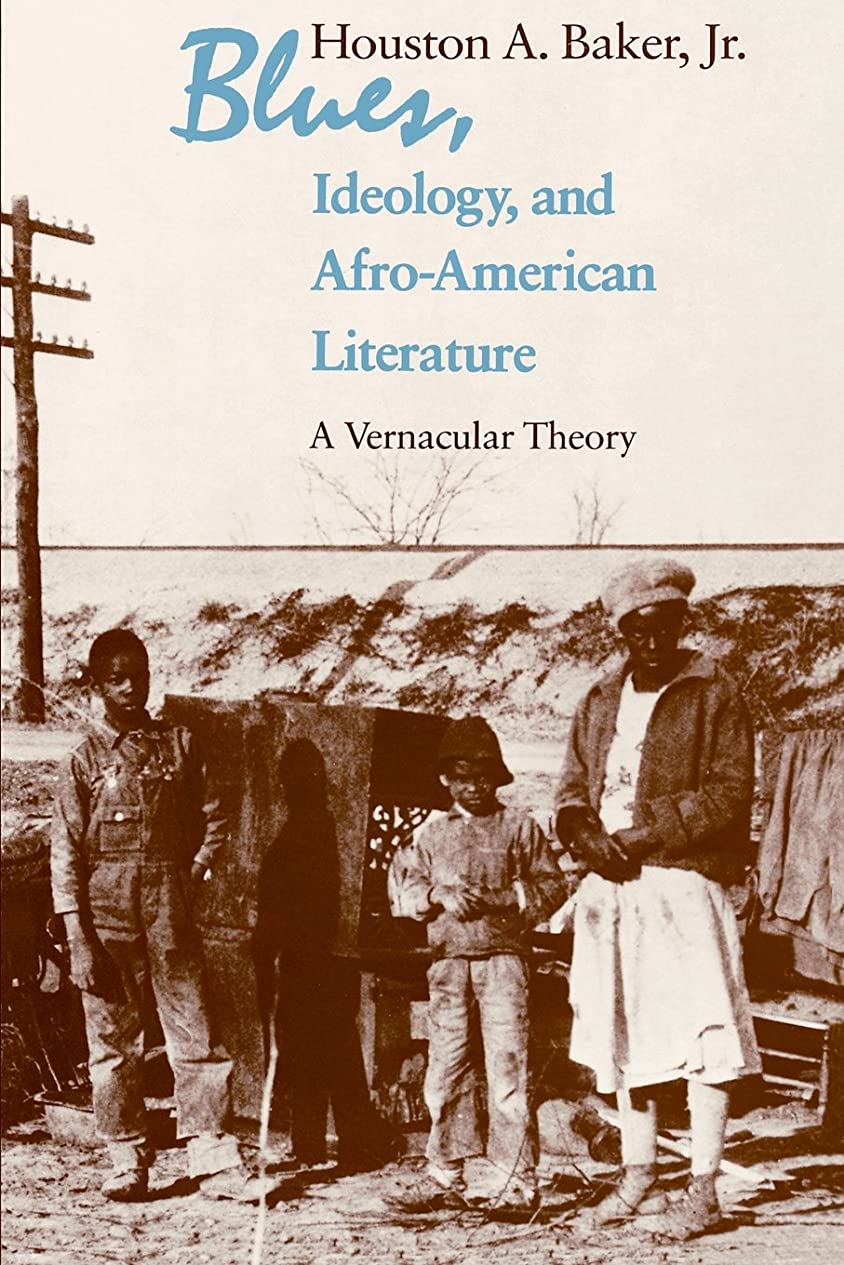 歩き回るカバー小競り合いBlues, Ideology and Afro-american Literature: A Vernacular Theory