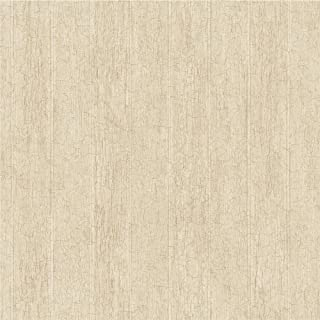 York Wallcoverings GD5459 English Hills Bead Board Wallpaper, Beige/Tan