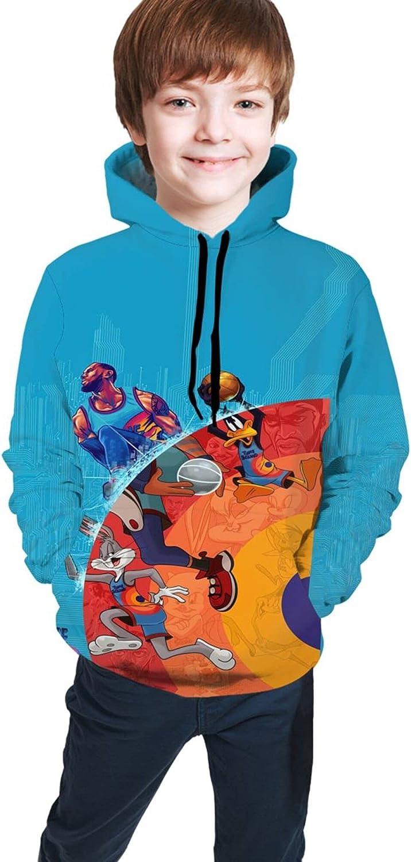 Anime Boy/Girl Hoodie Basketball Printed Hoodie Youth Sport Pullover Sweatshirt