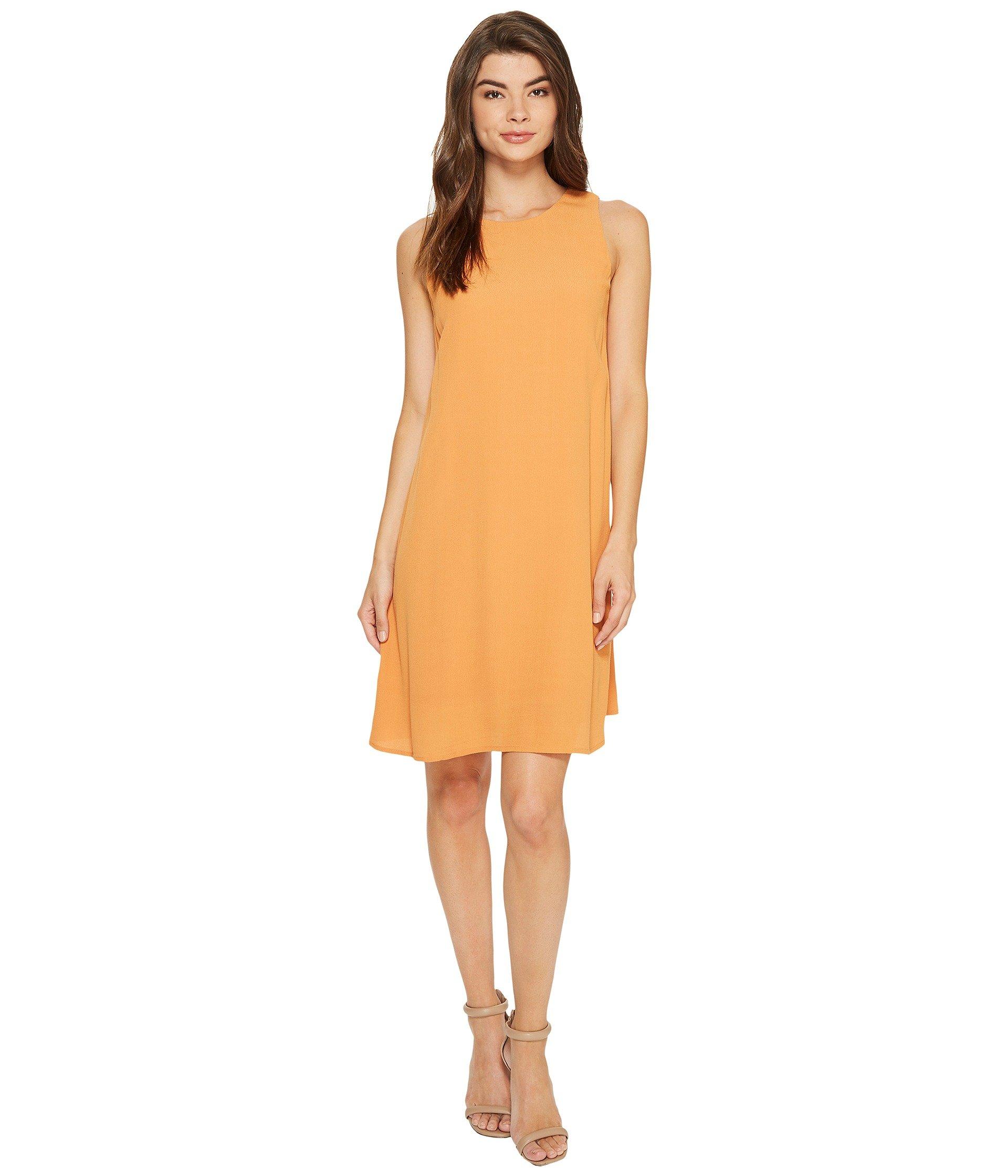 Dainty Crepe Sleeveless Dress KS7K7994