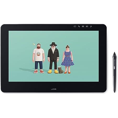 【Amazon.co.jp限定】ワコム 液タブ 液晶ペンタブレット Wacom Cintiq Pro 16 HDMI接続対応 アマゾンオリジナルデータ特典付き TDTH-1620/AK0