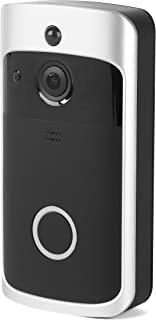Intempo EE5018STKEU Smart 1080 P Doorbell Control Anywhere | Compatible with Alexa and Google Assistant | Home Security Ca...