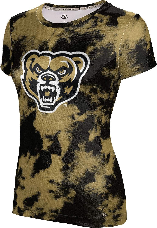 ProSphere Oakland University Girls' Performance T-Shirt (Grunge)