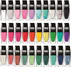 Lot of 5 Sally Hansen Triple Shine Finger Nail Polish Color Lacquer All Different Colors No Repeats