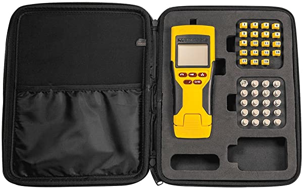 Klein Tools VDV501 825 Cable Tester Remotes Test Continuity Connectivity Traces Cable VDV Scout Pro 2 LT