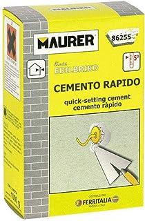 comprar comparacion MAURER 14010305 Edil Cemento Rápido (Caja 1 kg.)